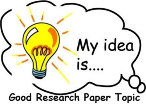 Thesis psychology research paper